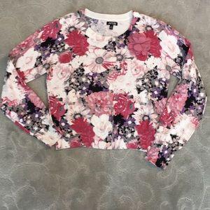 APT. 9 floral Cardigan